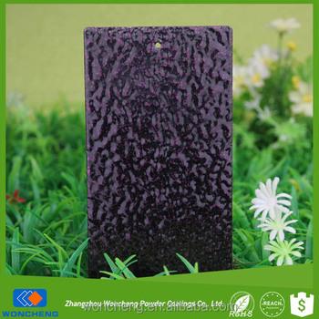 Hammer Tone Purple Glitter Paint Colors Product On Alibaba