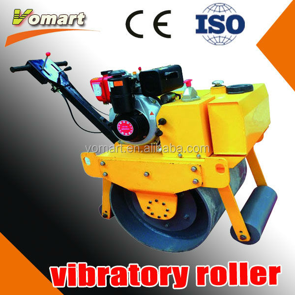 2014 Single drum vibratory small road roller