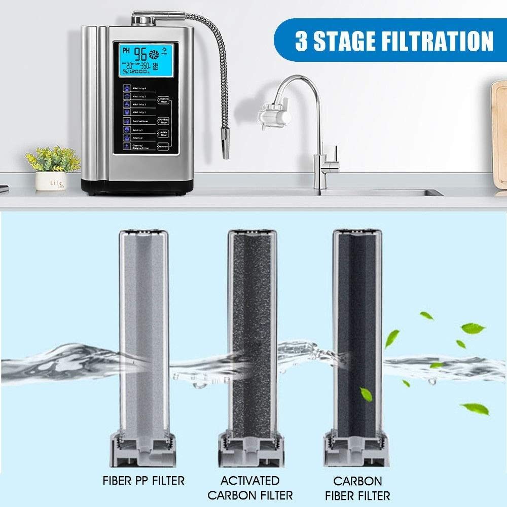 promotional alkaline water device best manufacturer on sale-5