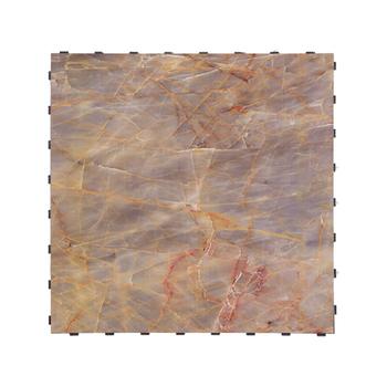 Marble Look Vinyl Floor Tiles Water