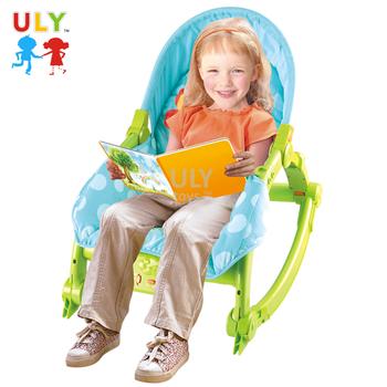 modern design snail pattern baby swing musical baby sleeping chair