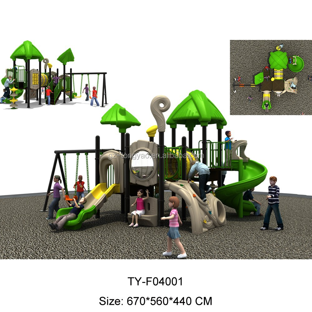 China Hot Sale Kids Games Used Outdoor Playground Equipment