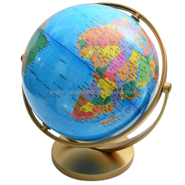 Newest Selling Excellent Quality Table Top Globe For Wholesale