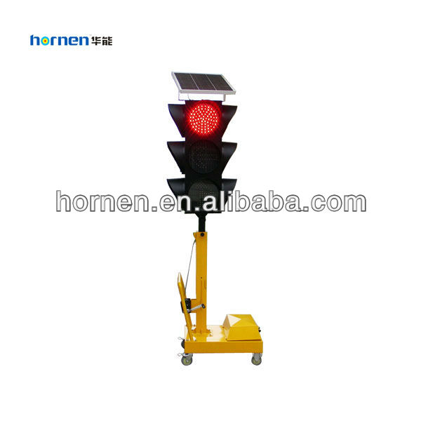 Wholesale Mobile Solar Powered LED Pedestrian Traffic Signal ...