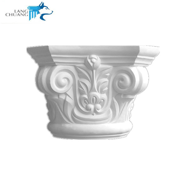 Exterior: Airport/villa Fire-proof Ornate Plaster Cornice Moulding