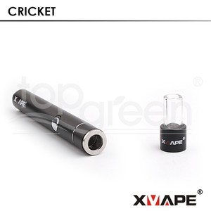 Wholesale direct from original factory Wax Vaporizers are used for THC/CBD concentrates XVAPE Cricket