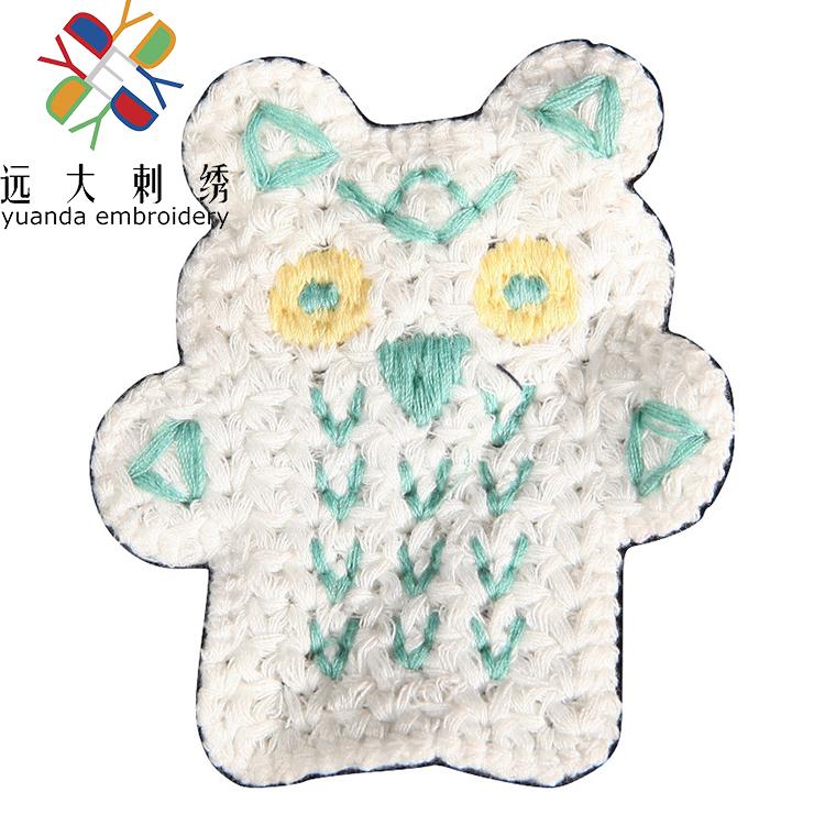 Encuentre el mejor fabricante de patrones apliques crochet y ...