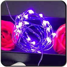 String 빛 micro 20) 의 Led super bright battery 코 인식 에 6.5ft 긴 copper wire 기념품 gifts 대 한 웨딩 손님