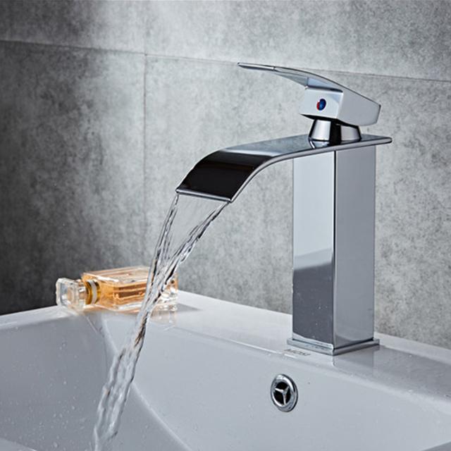 Sanitary Accessories Bath Double Faucet Trough Bathroom Sink