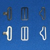 Hooks for Bow Tie 1 Hook 1 Eye and 1 Slide Bow Tie Hooks
