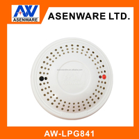 Conventional Networked4 wire Ceiling Wired Gas Leak Detector Sensor form Asenware