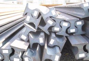 China 38kg heavy steel rail Crane Safety QU70 Crane Rail for railway from Indian