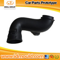 CNC machined big car parts plastic ABS rapid prototype prototyping