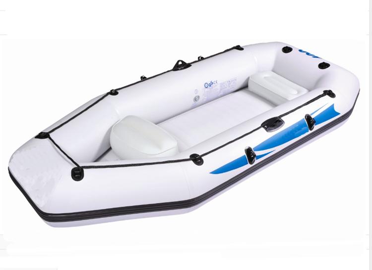 Uma Pessoa Peso Leve Pequeno Barcos Catamarã Inflável Engraçado
