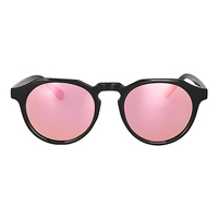 2020 Newest style Round plastic sunglasses for unisex
