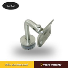 Stainless Steel industrial stair handrail Accessories for Indoor Stair