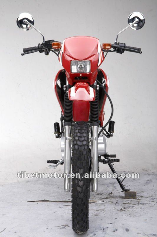Motorcycle New bros dirt bike HOT sale 200CC sports motorbike (ZF200GY-5)