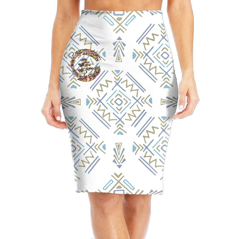 bff92378e5d Get Quotations · Fshg Skirts Bonsai Tree Girl s Beauty Office Wear Skirt  Short