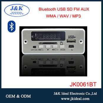 Jk0061bt Digital Mp3 Usb Music Player 12v Audio Amplifier Circuit - Buy 12v  Audio Amplifier Circuit,Usb Musical Player Circuit,Digital Audio Amplifier