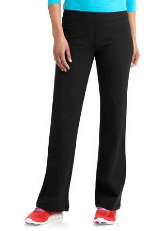 e25404b614 Get Quotations · Danskin Now Women's Dri-More Core Bootcut Yoga Workout  Pants - Regular or Petite