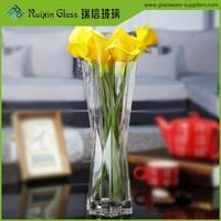Brand new glass decorative vases,vase living room decoration for party