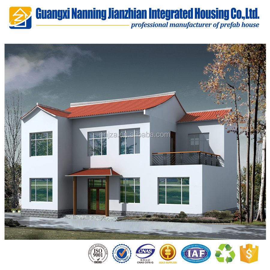 China supplier prefabricated house wood house kit
