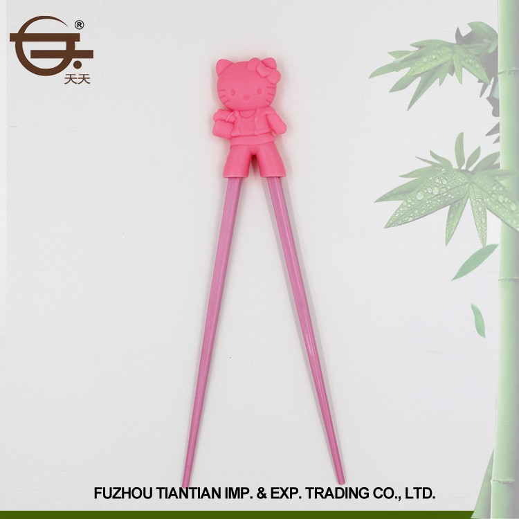 Promotional Prices Kids Trainning Cartoon chopstick holders for kids