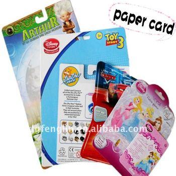 Promotion Blister Card W/hanger - Buy Promotion Blister Card,Blister Packaging Card ...