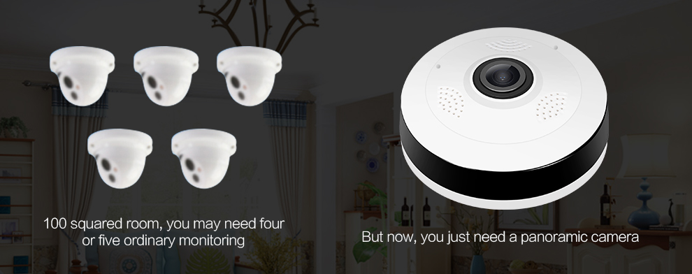 Pan and Tilt 960P professional home security P2P wifi IP network camera VR13