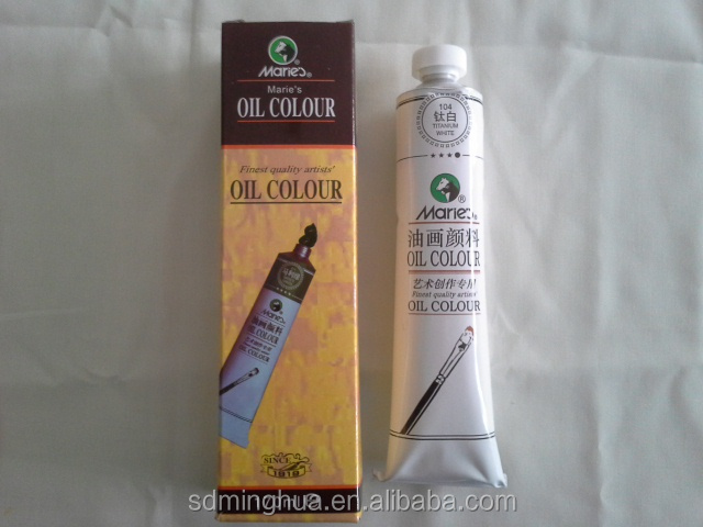 China Maries 170ml Oil Color Paint