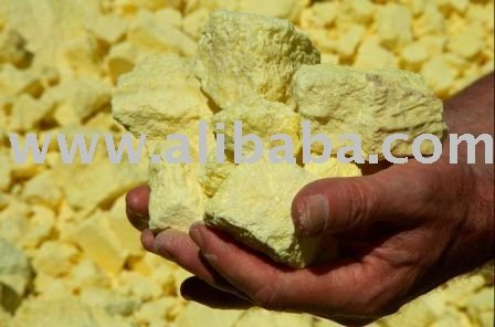 Sulfur Technical Gas Granulated