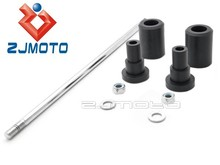 Motorcycle Accessories fit for Ducati Multistrada S2 S4 S4R 400 600 620 No Cut Frame Sliders