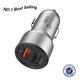 5V/1500Ma Qc 3.0 Smart Mobile Phone Electric Dual Usb Battery Car Charger Quick Charge 3.0 2.4A 4.2A 2 In 1