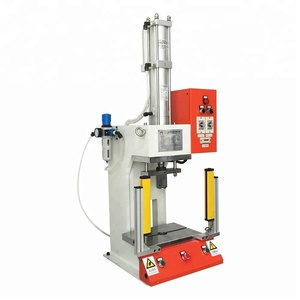 JULY brand 15 ton C frame hand operation hydropneumatic powder compacting press