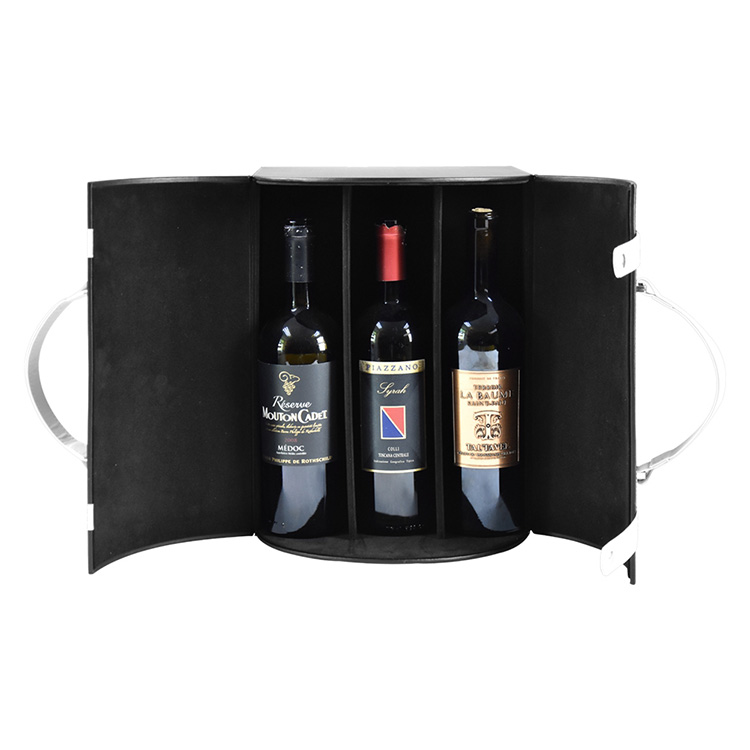 Wholesale customizable practical wine glass storage basket