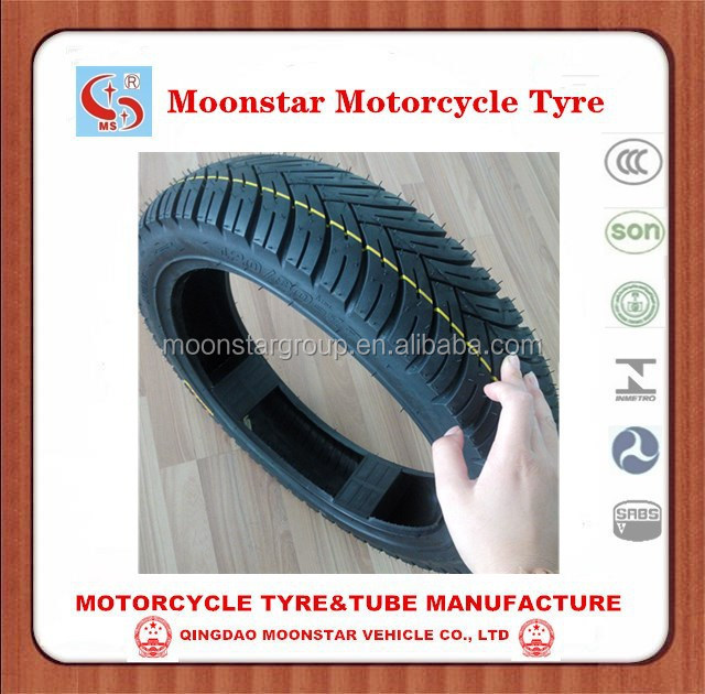 SIZE 120/80-17 Motorcycle Tubeless Tyre