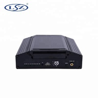 4ch 8ch 3G GPS wifi mobile vehicle cctv dvr for bus truck security free app remote monitoring