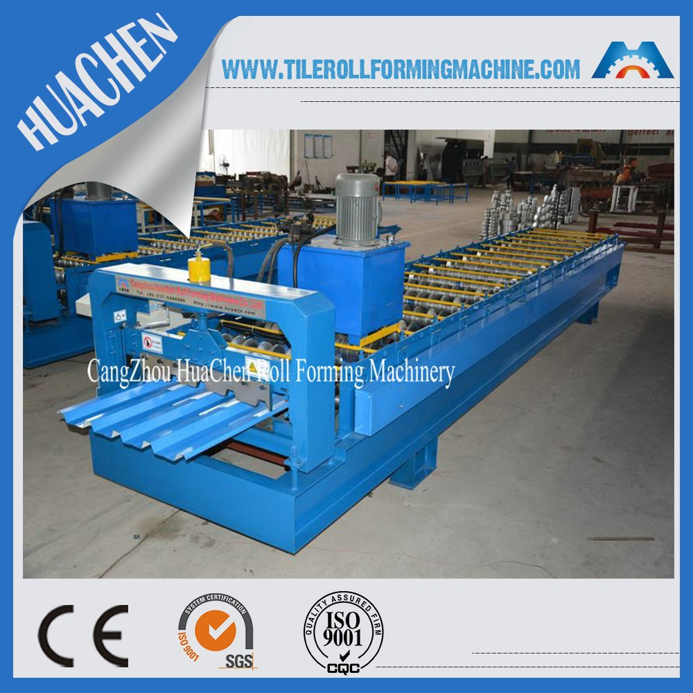 Widely Used Metal Roof Panel Roll Forming Machine For Sale