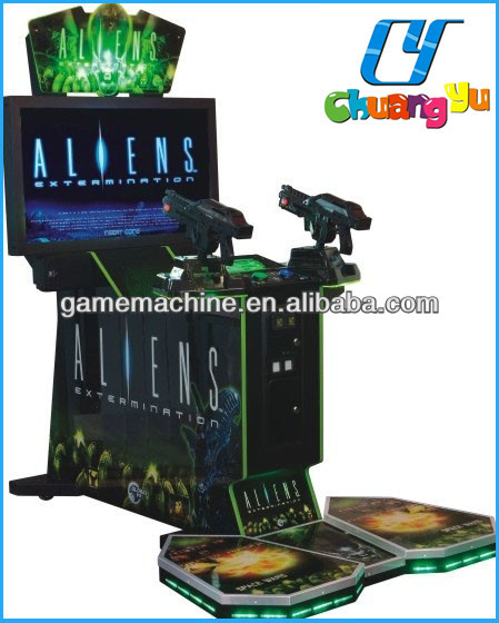 CY-SM003-3 Aliens Extermination of shooting namco arcade machines