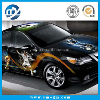 Car body sticker ss 2534 car decal car body sticker side sticker paper design