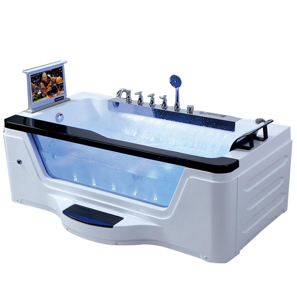 Hs-b228a Acrylic Overflow Bathtub/ Apron Front Bathtub/ Japanese ...