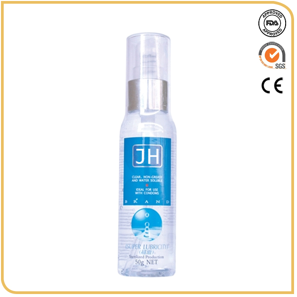 Sex Pleasure Water Based Personal Lubricant Gel 100ml Size: 50ml / bottle by JH