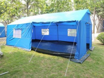 Wholesale Customized Canvas Camping Tents For Sale