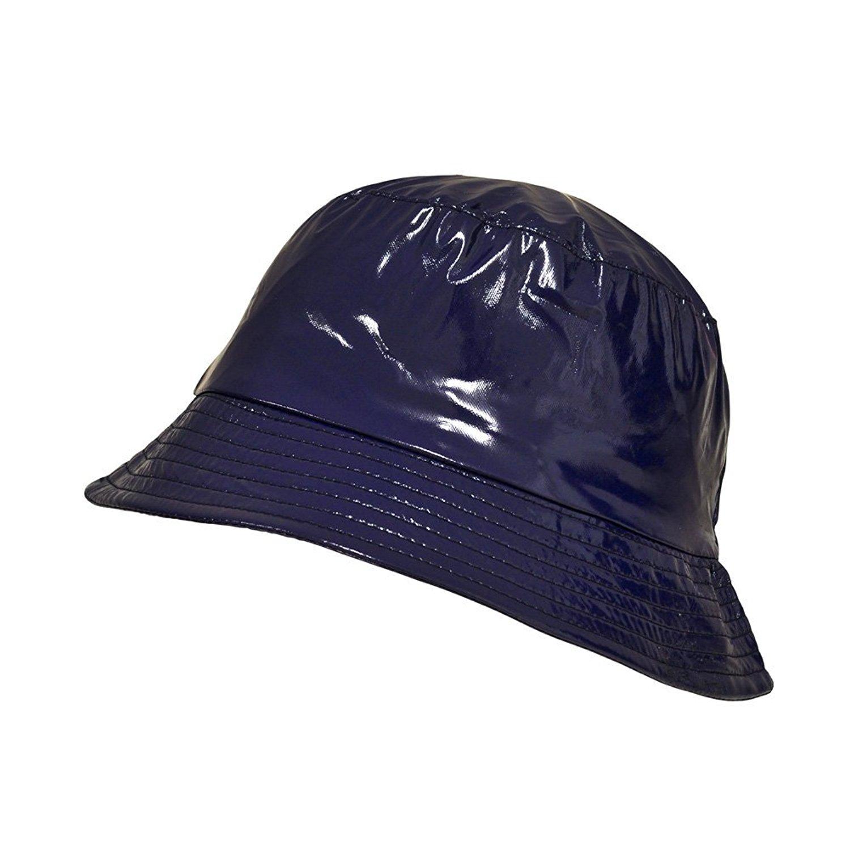 1cc3dae59d9 Get Quotations · TOUTACOO Waterproof Wax Style Bucket Rain Hat