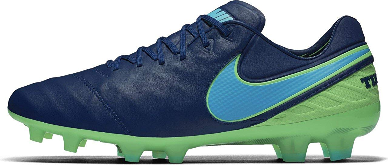 24ae62a84c3 Get Quotations · NIKE Tiempo Legend VI FG Mens Football Boots 819177 Soccer  Cleats