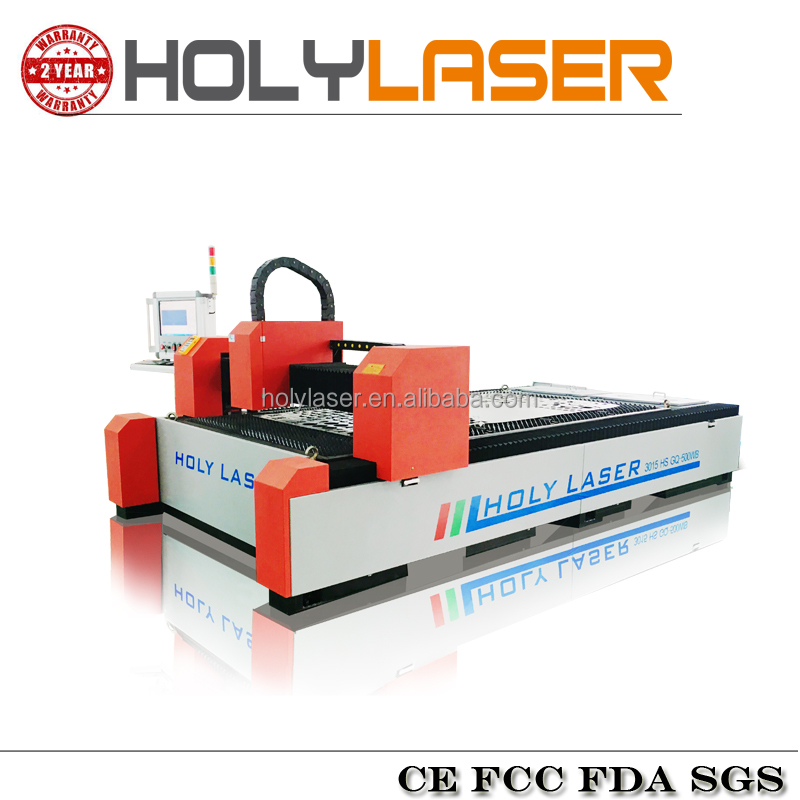 Cnc Fiber Yag 500w 800w 1000w Sheet Metal Laser Cutting Machine