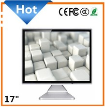 New Model 17 inch LCD Monitor 1280*1024 VGA/AV/TV/USB/HDM inputs