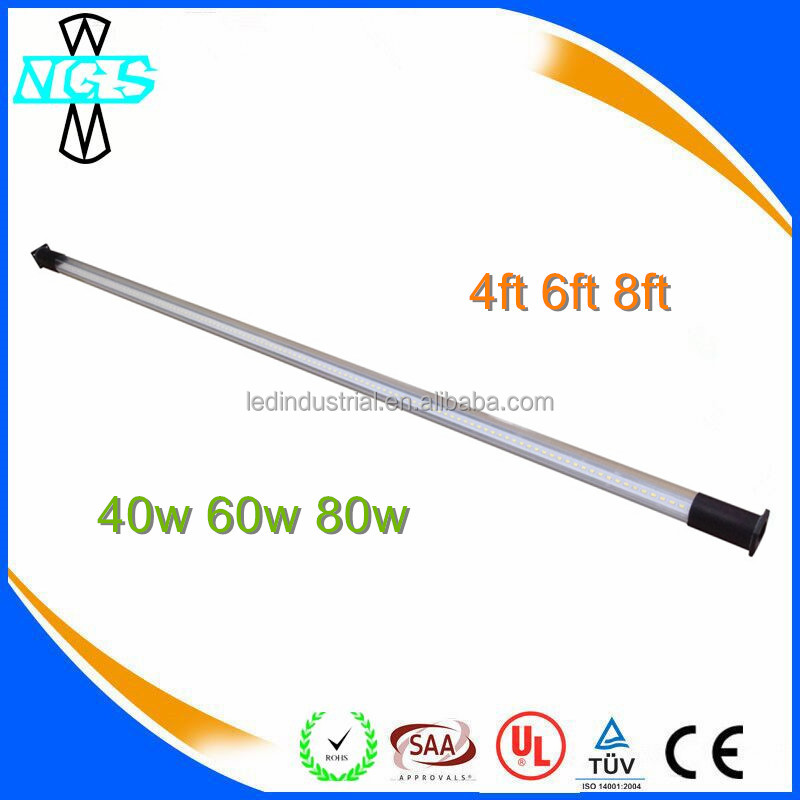 Super bright 12V Joinable waterproof led tube for boat Samsung 5630 tube t8 with MW driver