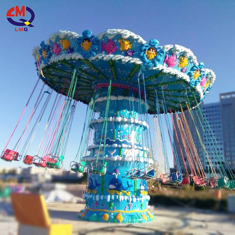 High quality outdoor 32 seats flying chair flying tower for sale