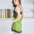 HSZ 8420-1 Western Style Romantic Nightgowns One Piece Pajamas Adult women  with Lace Decoration